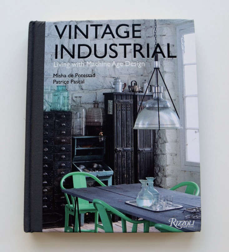 Required Reading Vintage Industrial portrait 3