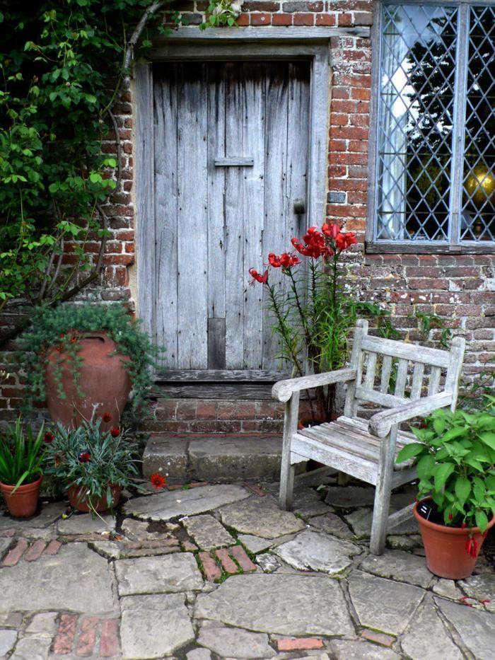 The perfect place to take in the end of the season? WriterVita Sackville-West&#8