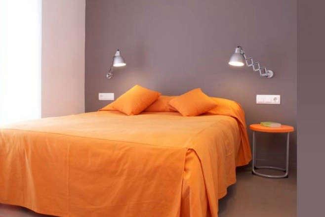 WH bedroom orange