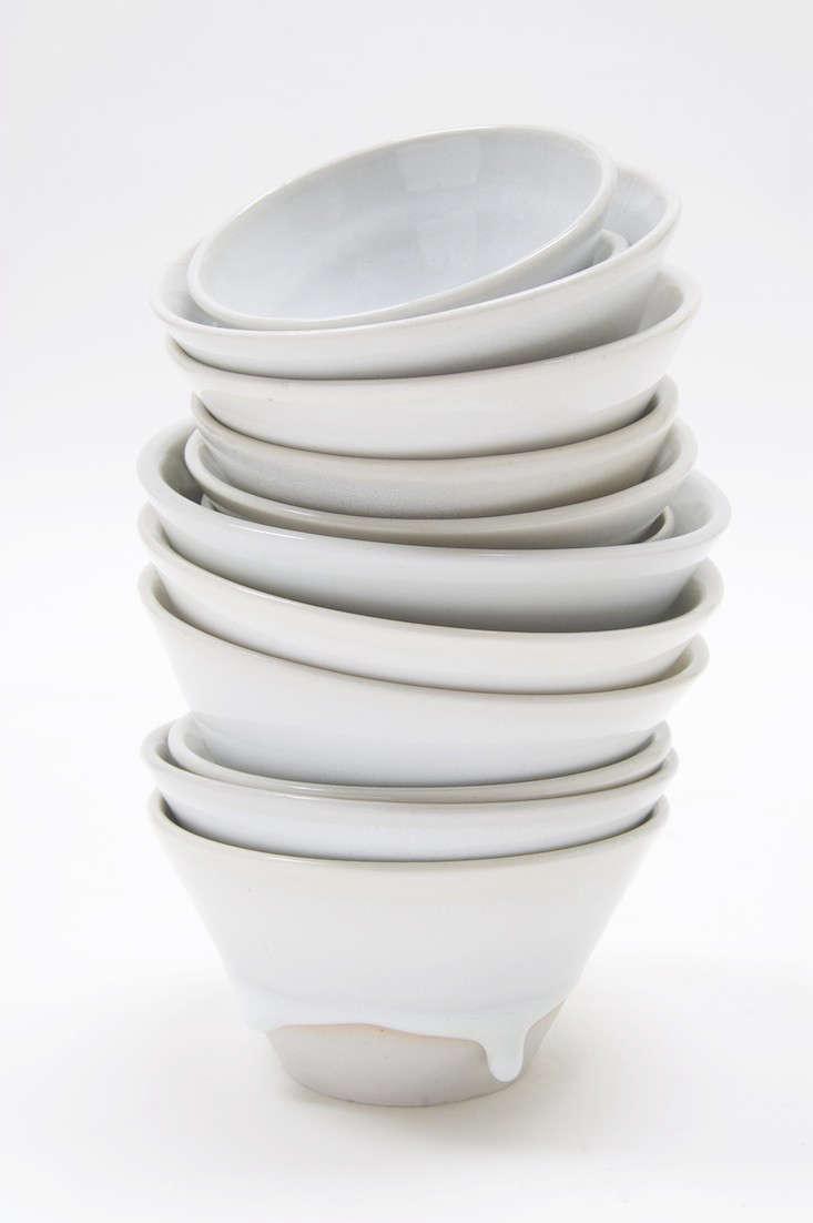 WRF Stack of Ceramic Bowls Remodelista 1