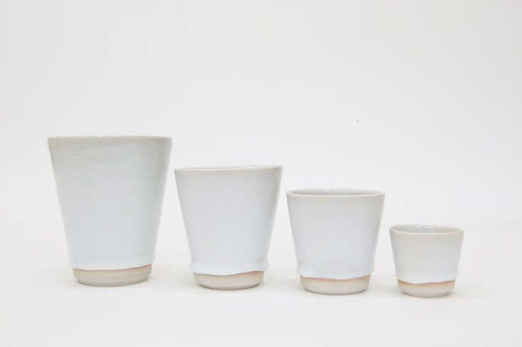 WRF Tumblers in a row Remodelista