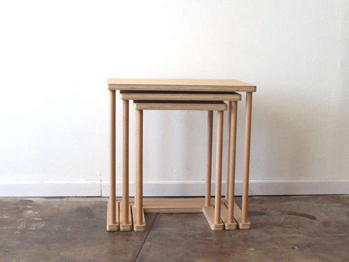 Tiny Altars Furniture Inspired by Japanese Temples portrait 4
