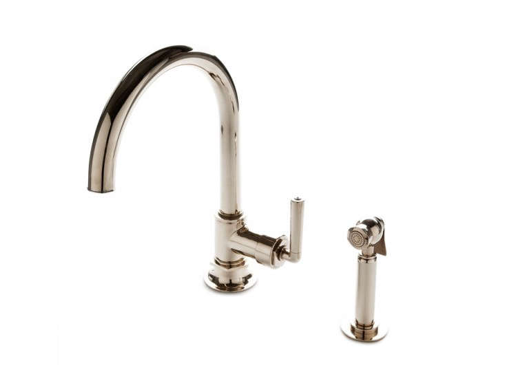 10 Easy Pieces Architects GoTo Traditional Kitchen Faucets portrait 8