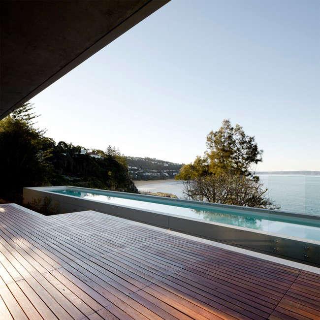 Whale Beach House Pool