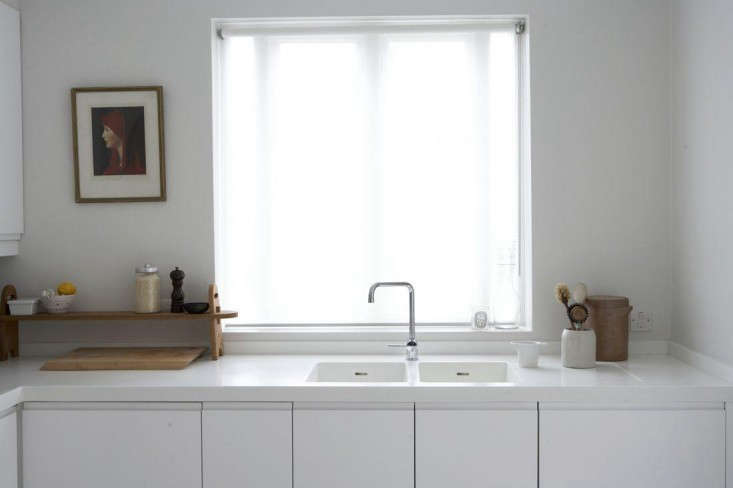 white house stoke newington remodelista corian countertops 11