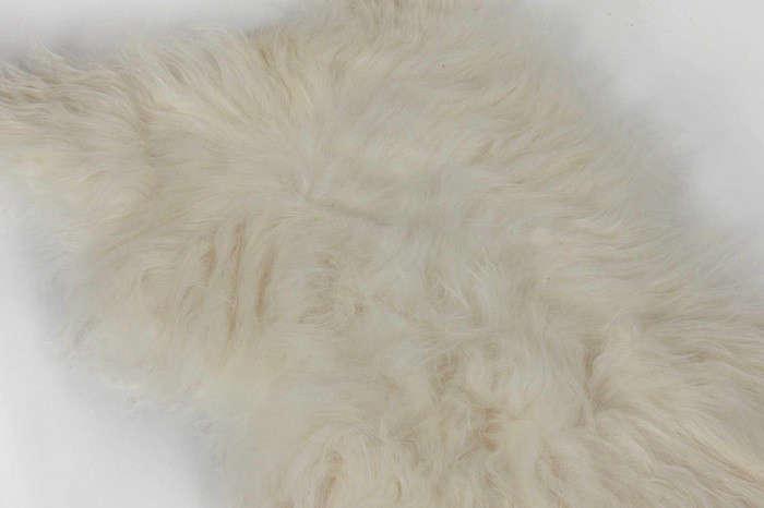 White Light Black Sheep Icelandic Sheepskin Remodelista