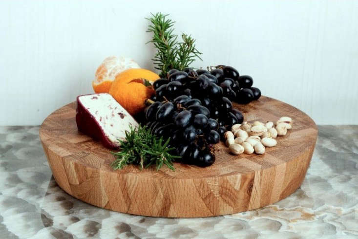 Wooden Palate chopping board round
