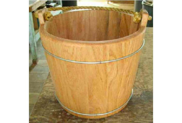 Wooden Wine Bucket Remodelista 01