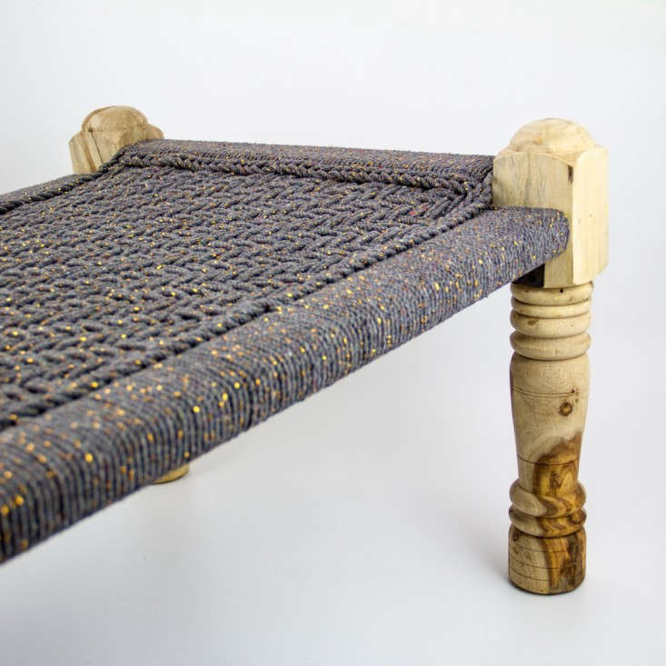 Woven Charpoy Bed Bharata Design