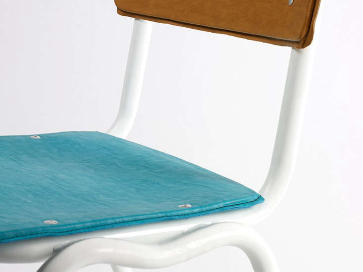 A Chic Chair Made with a Surprise Material portrait 4