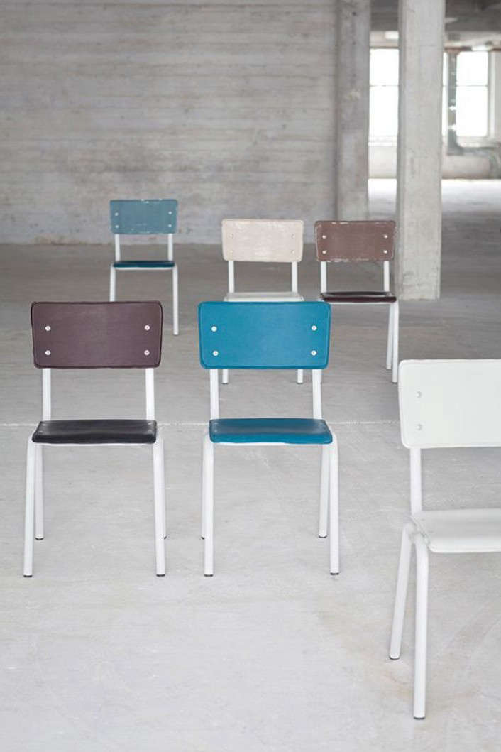 A Chic Chair Made with a Surprise Material portrait 3