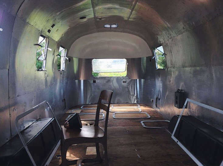 we&#8\2\17;re following the airstream makeover by @awelltraveledwoman on in 10