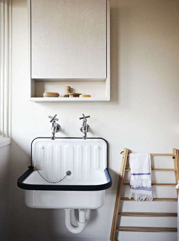 Design Sleuth The Alape Bucket Sink from Germany portrait 3