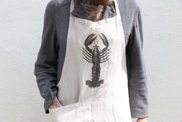 alder and co homard apron