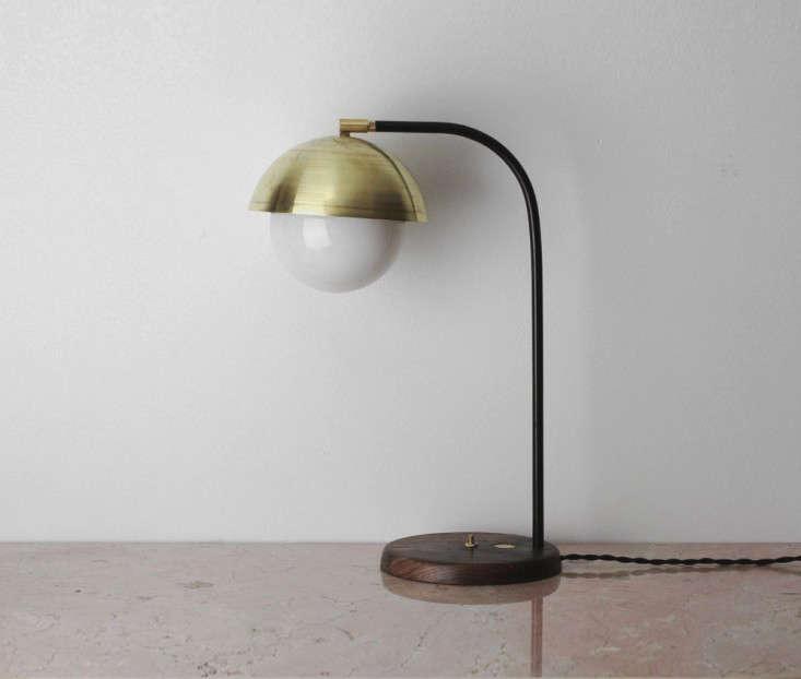 allied maker dome task lamp remodelista