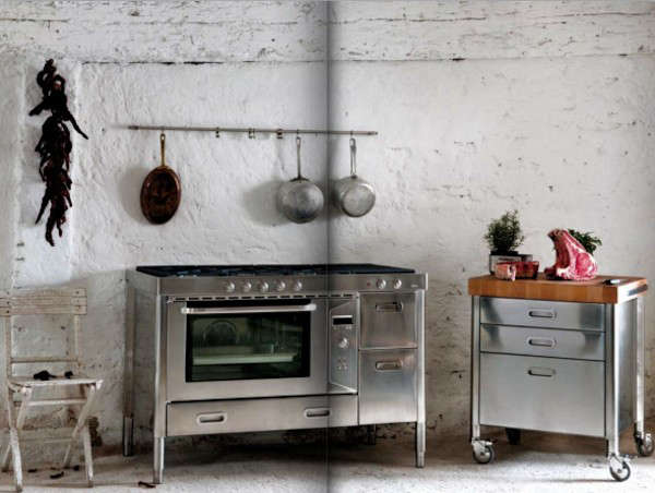 7 HighStyle Italian Kitchen Ranges portrait 3