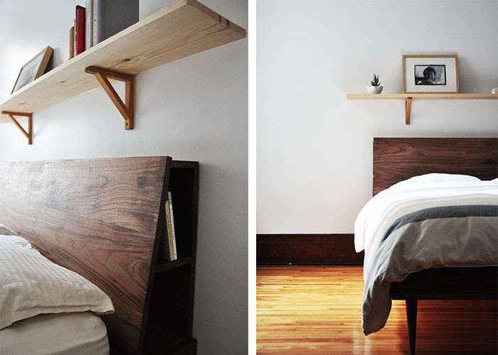 Five Favorites Wooden Beds with Angled Headboards portrait 7