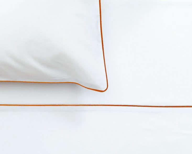 anichini palladio hotel sheets terra cotta remodelista