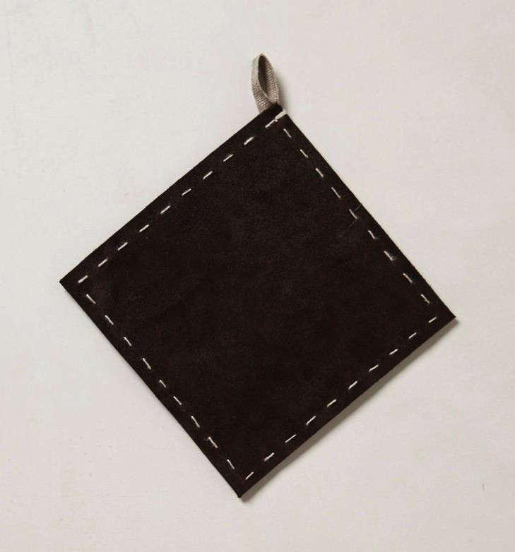 5 Favorites Rugged Leather Pot Holders portrait 5