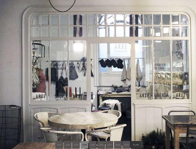arxe barcelona remodelista storefront