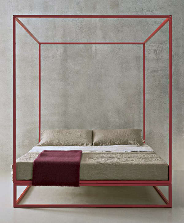 10 Easy Pieces FourPoster Canopy Beds portrait 13