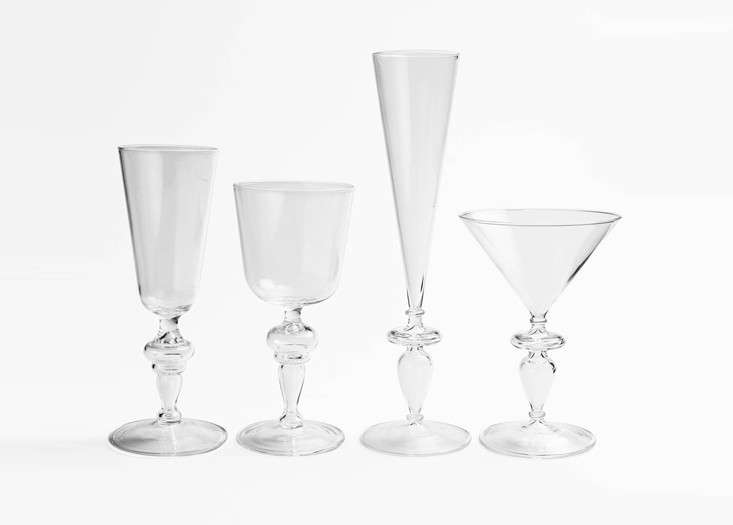 10 Easy Pieces Quirky Glassware Stemmed Edition portrait 7