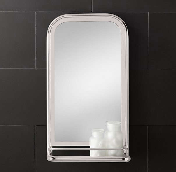 Design Sleuth 5 Bathroom Mirrors with Shelves portrait 4