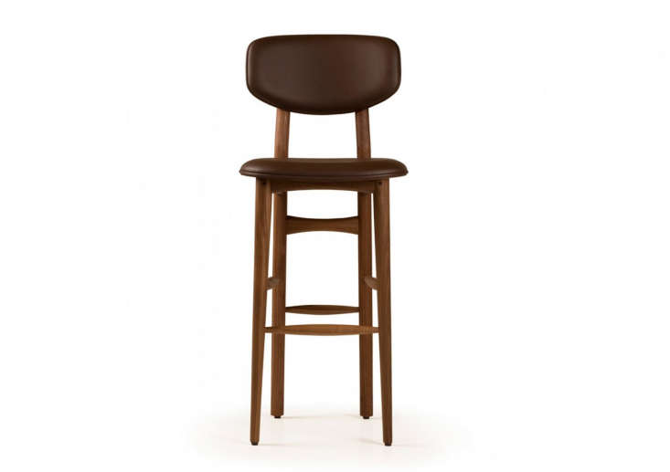 10 Easy Pieces Leather Barstools portrait 4