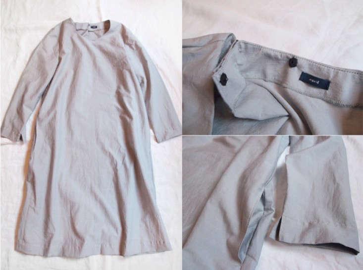 back button makie dress