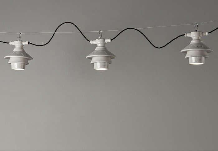 A Toscot Battersea Light String.