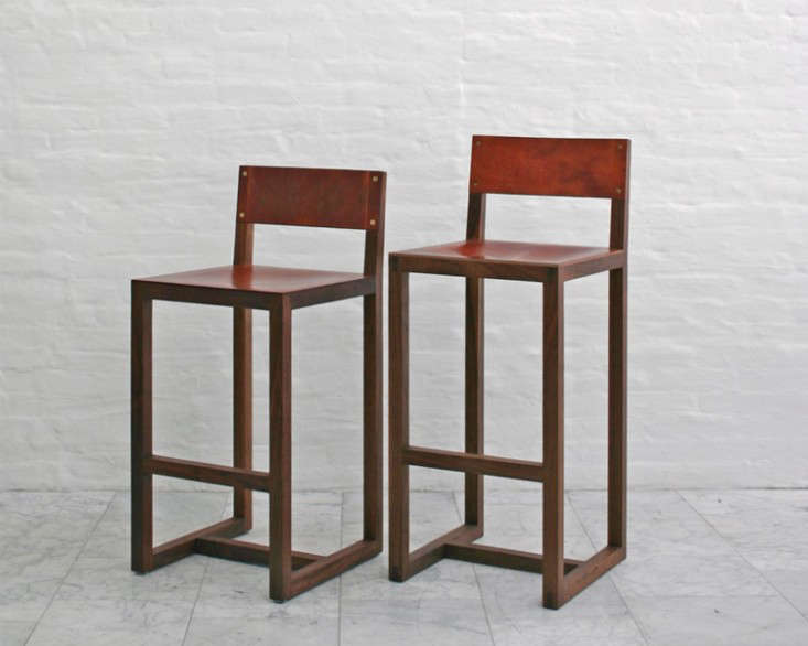 10 Easy Pieces Leather Barstools portrait 3