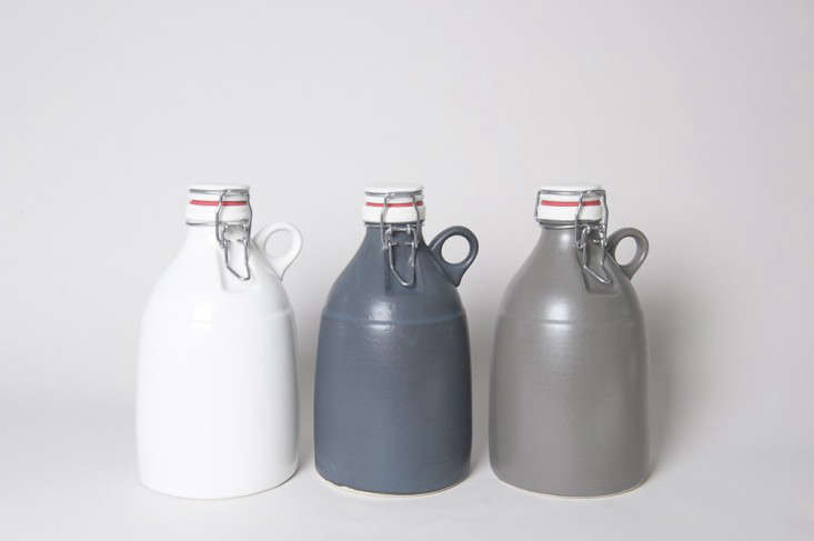 beam anchor ceramic beer growler