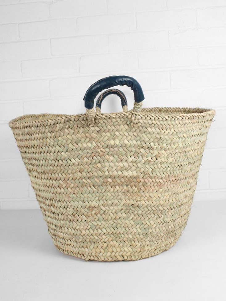 beldi basket black handles 0