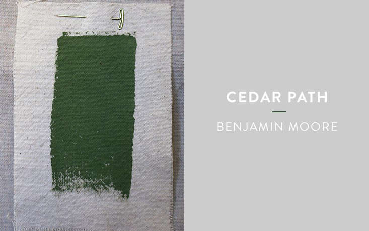 benjamin moore cedar path modern easter spring color palette