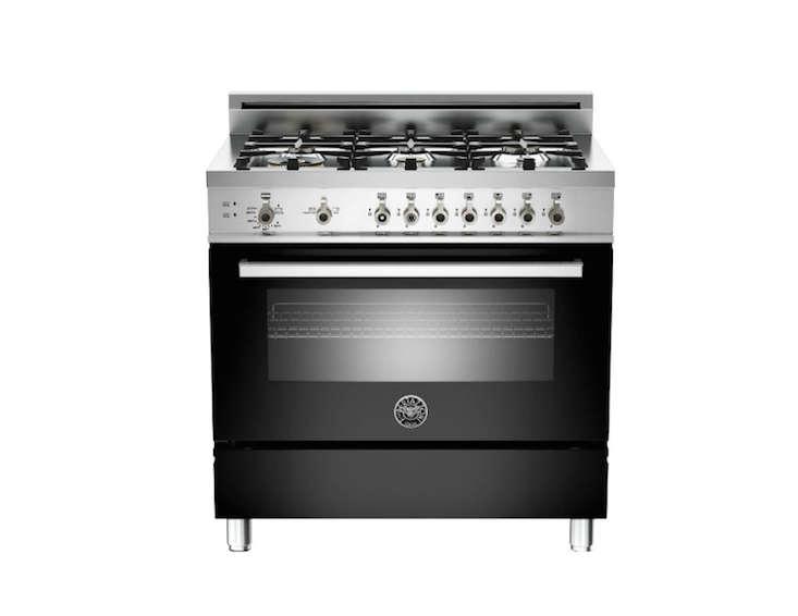 bertazzoni professional 36 gas range 6 burners remodelista
