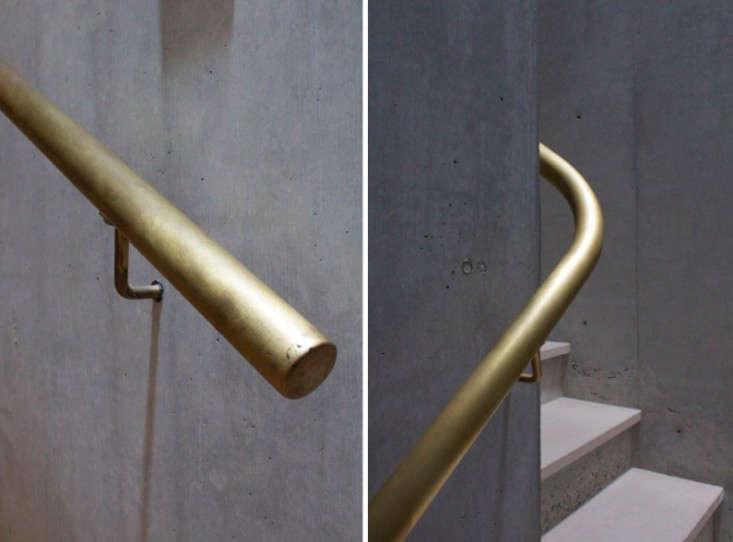 big lobe brass rail