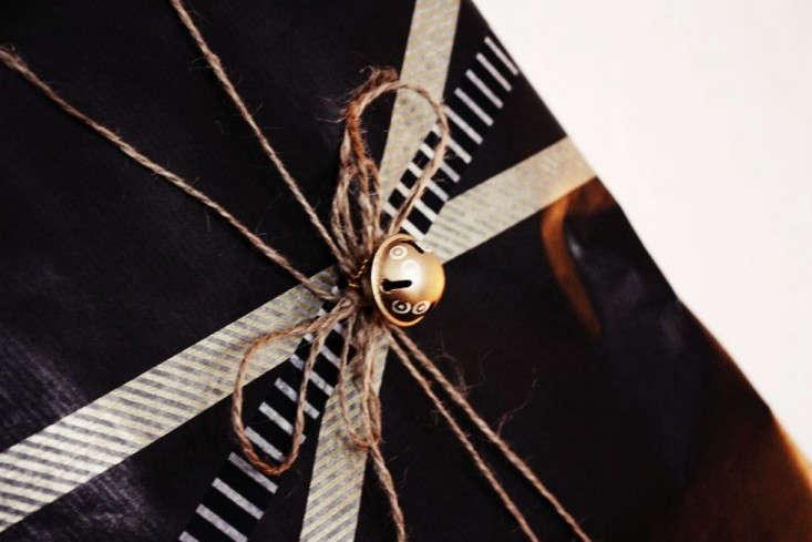 Having a Moment Black Gift Wrap portrait 6