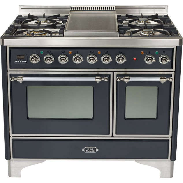 6 ChteauStyle Cooking Ranges for the Luxe Holiday Kitchen portrait 8