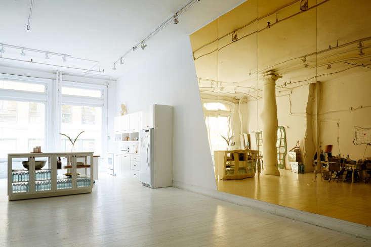 A Modern Office on a Startup Budget Brad Sherman for Sakara Life portrait 3