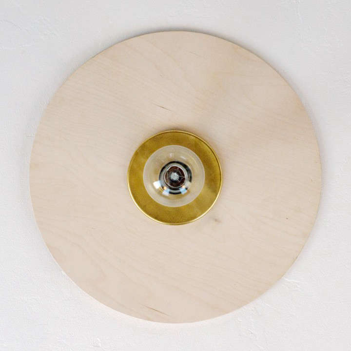 DIY Ceiling Medallion from the Brick House portrait 4