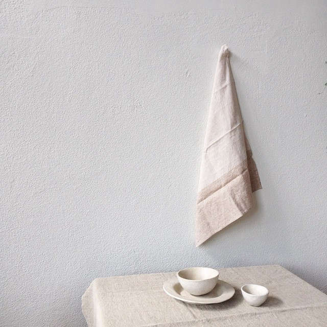 Shades of Sherbet Kitchen Linens from By Mlle portrait 3