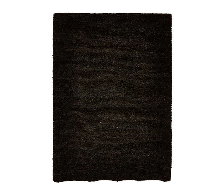 10 Easy Pieces Black LowPile Area Rugs portrait 8