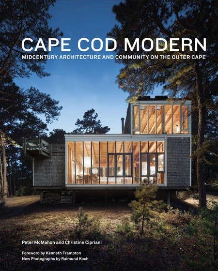 cape cod modern book cover