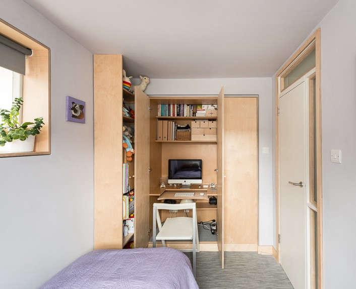 carl trenfield london apartment 8