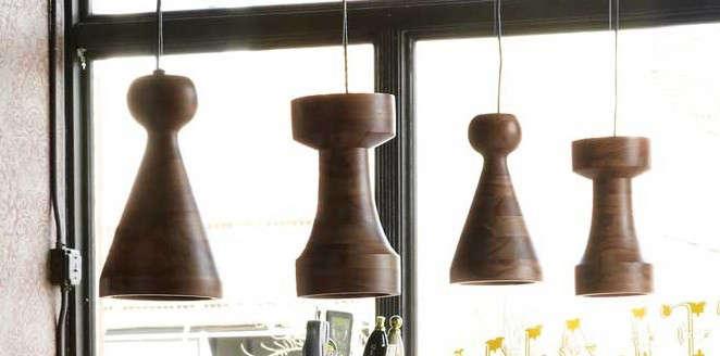 5 Favorites Sculptural Wood Pendant Lights portrait 5
