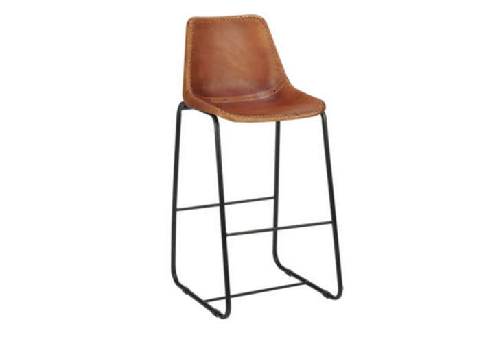 10 Easy Pieces Leather Barstools portrait 9