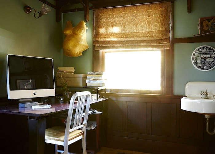 chabon waldman office remodelista