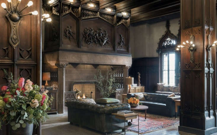 Windy City Gothic The Chicago Athletic Association Hotel by Roman and Williams portrait 3