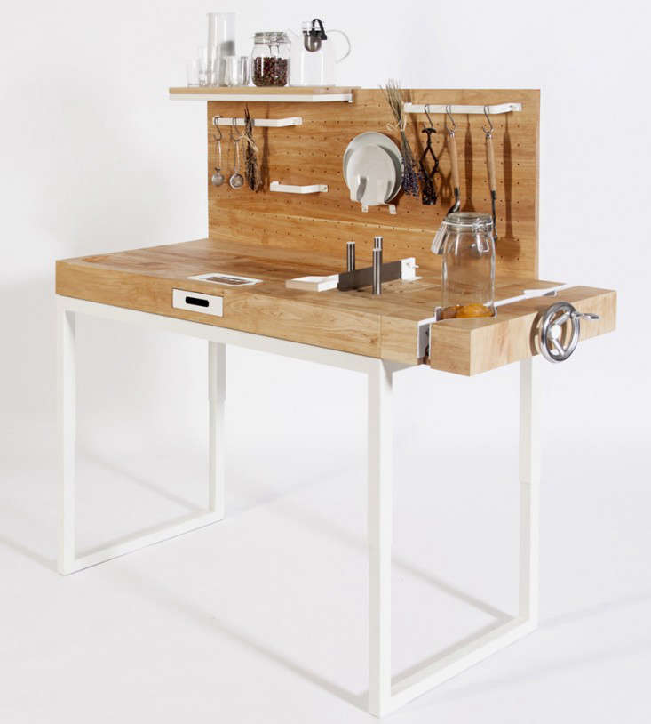 10 Easy Pieces Modular Kitchen Workstations portrait 5