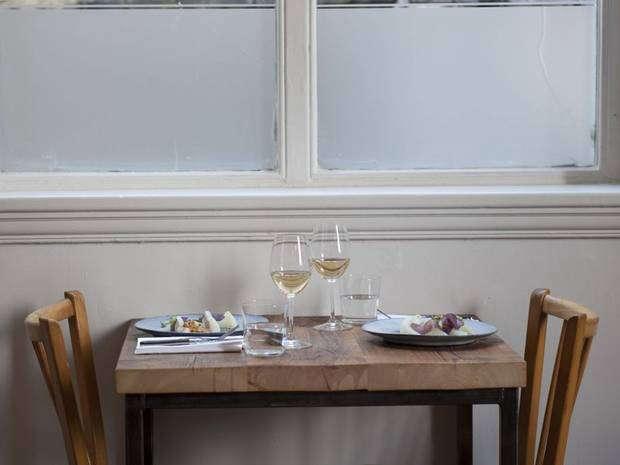 clove club table remodelista